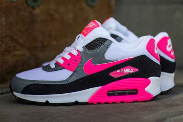 crno roze air max