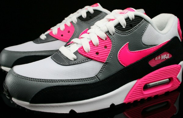 netherlands nike air max 90 pink grey hot pink black b1ac4 006c0 88db79cef0df