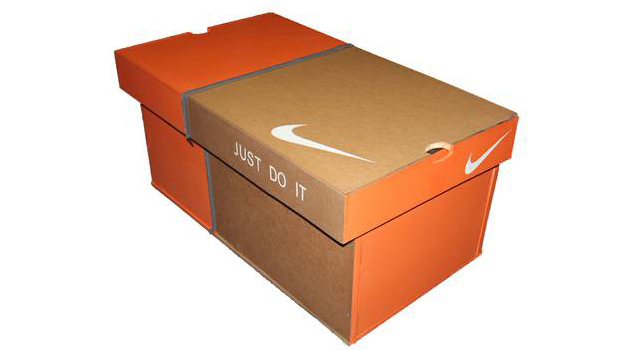 You Can Now Buy A Coffee Table Shaped As A Nike Shoebox ...