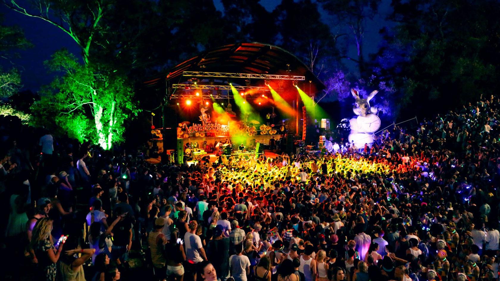 Wonderland Festival 2014 - lifewithoutandy