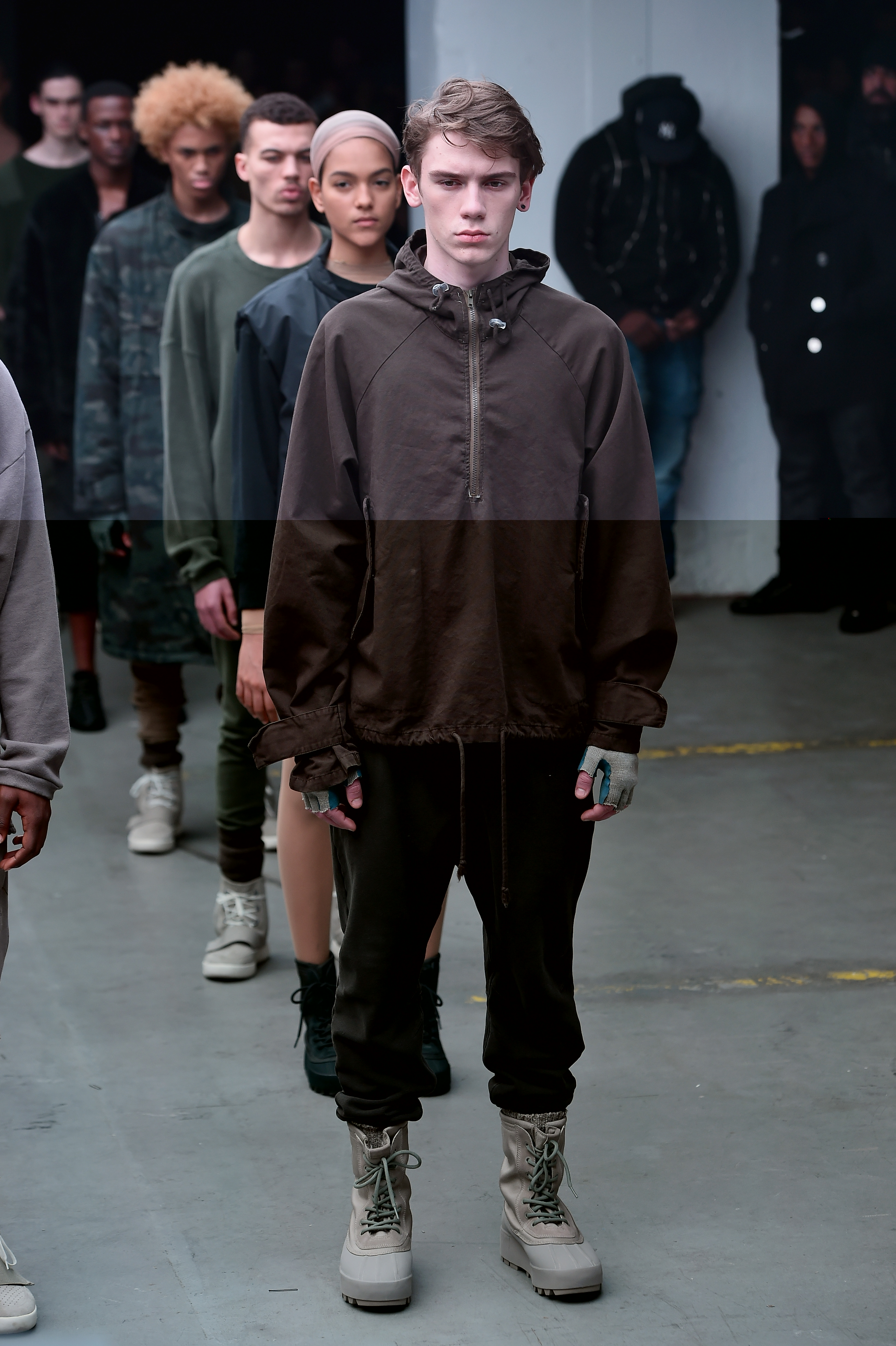 A Detailed Look At Kanye West S Yeezy Season 1 Range