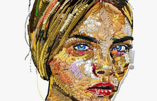 buy this shirt with cara delevingne u0026 39 s face made of emojis
