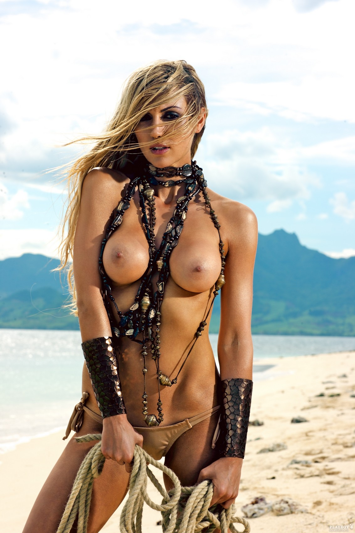 The Hottest Celebrities Who Posed Nude For Playboy  Complex