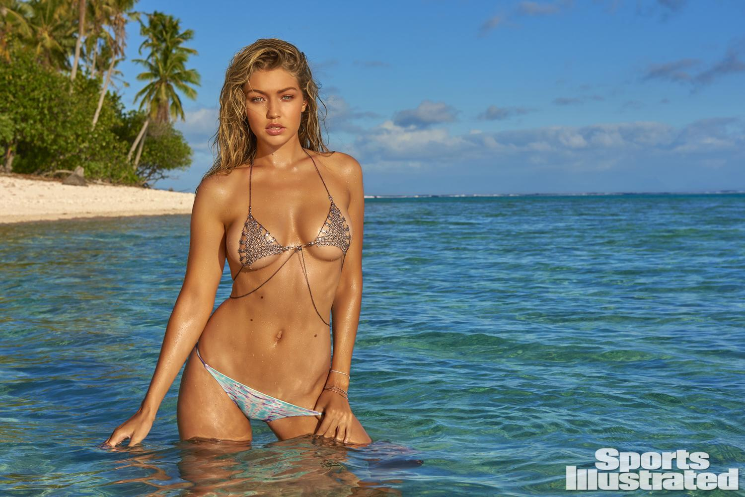 Gigi Hadid For Sports Illustrated Deserves A Standing ...