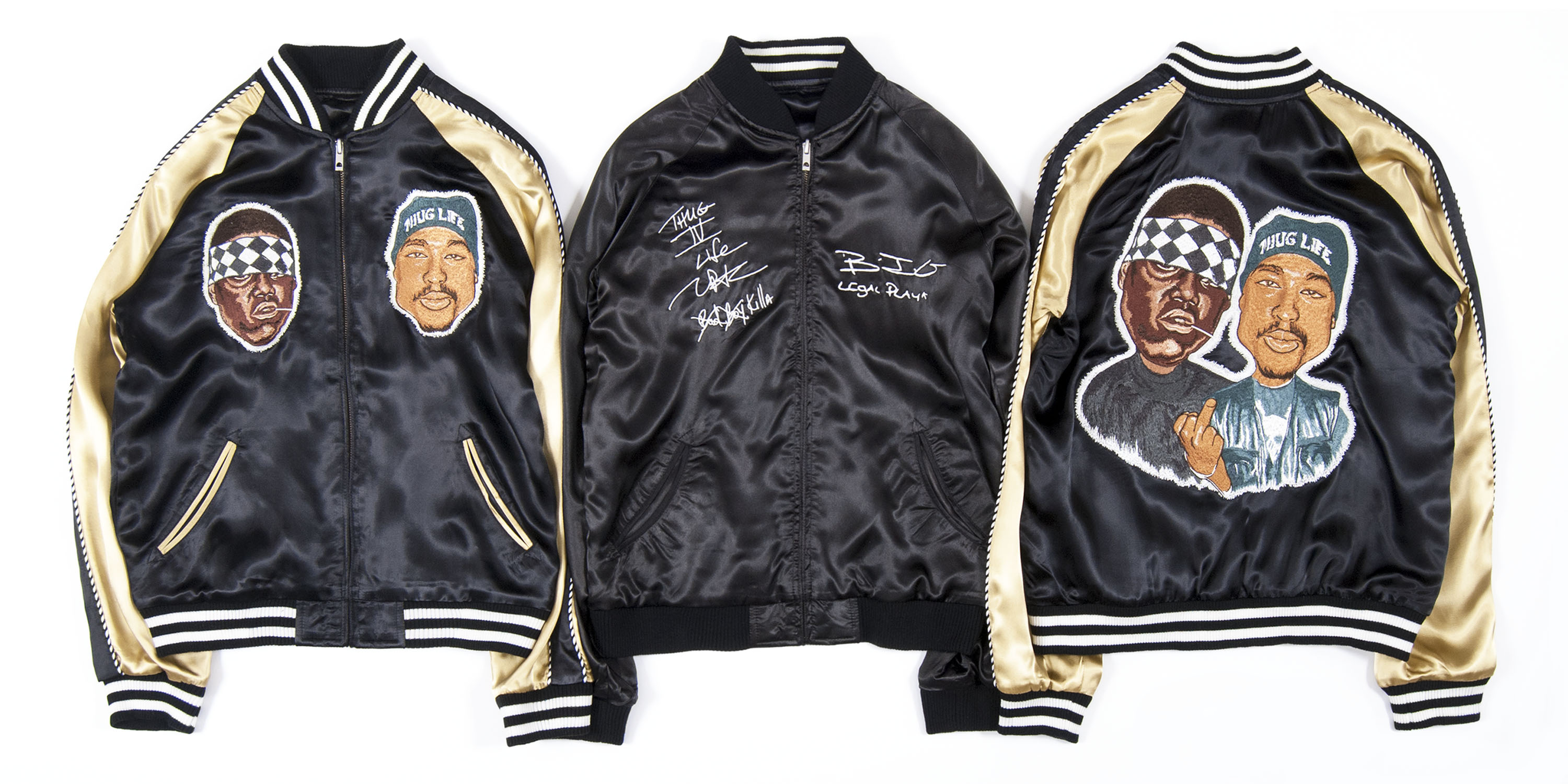 The Biggie Amp Tupac Jacket Of Your Dreams Has Arrived