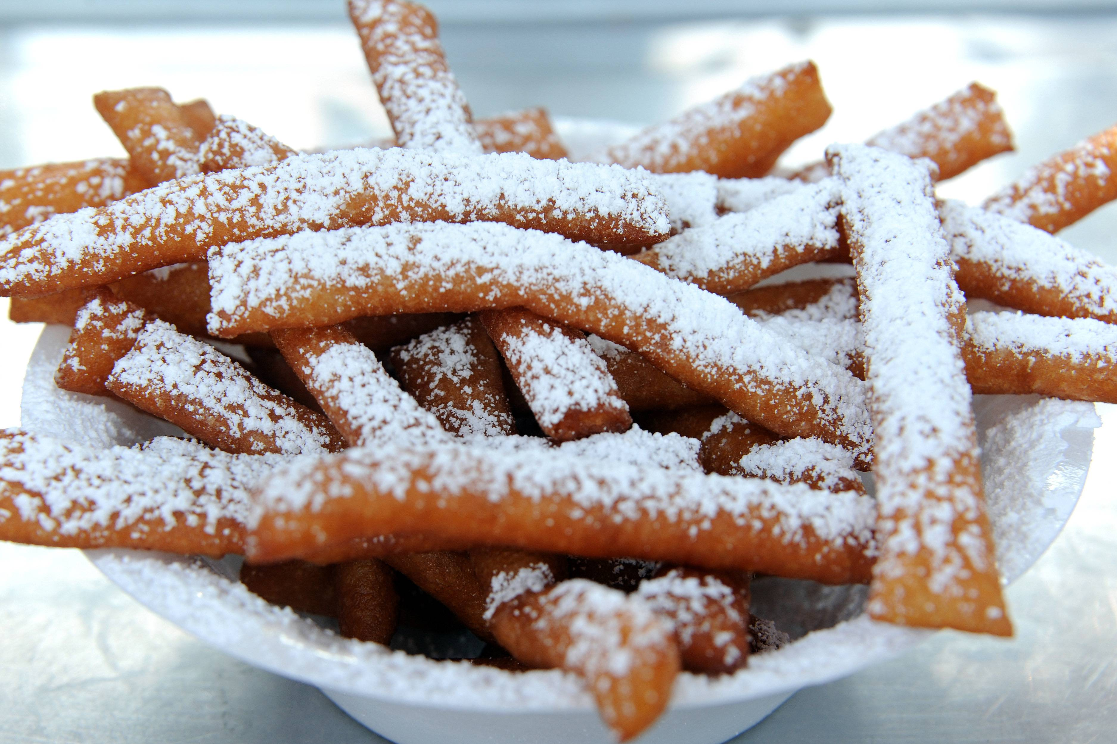 Can I Make Funnel Cake With Cake Mix