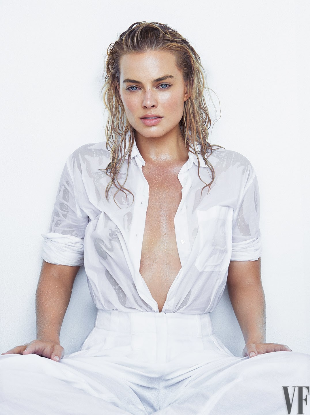 Aussie Actress Margot Robbie Looks Pretty Fantastic On The Cover Of Vanity Fair -4006