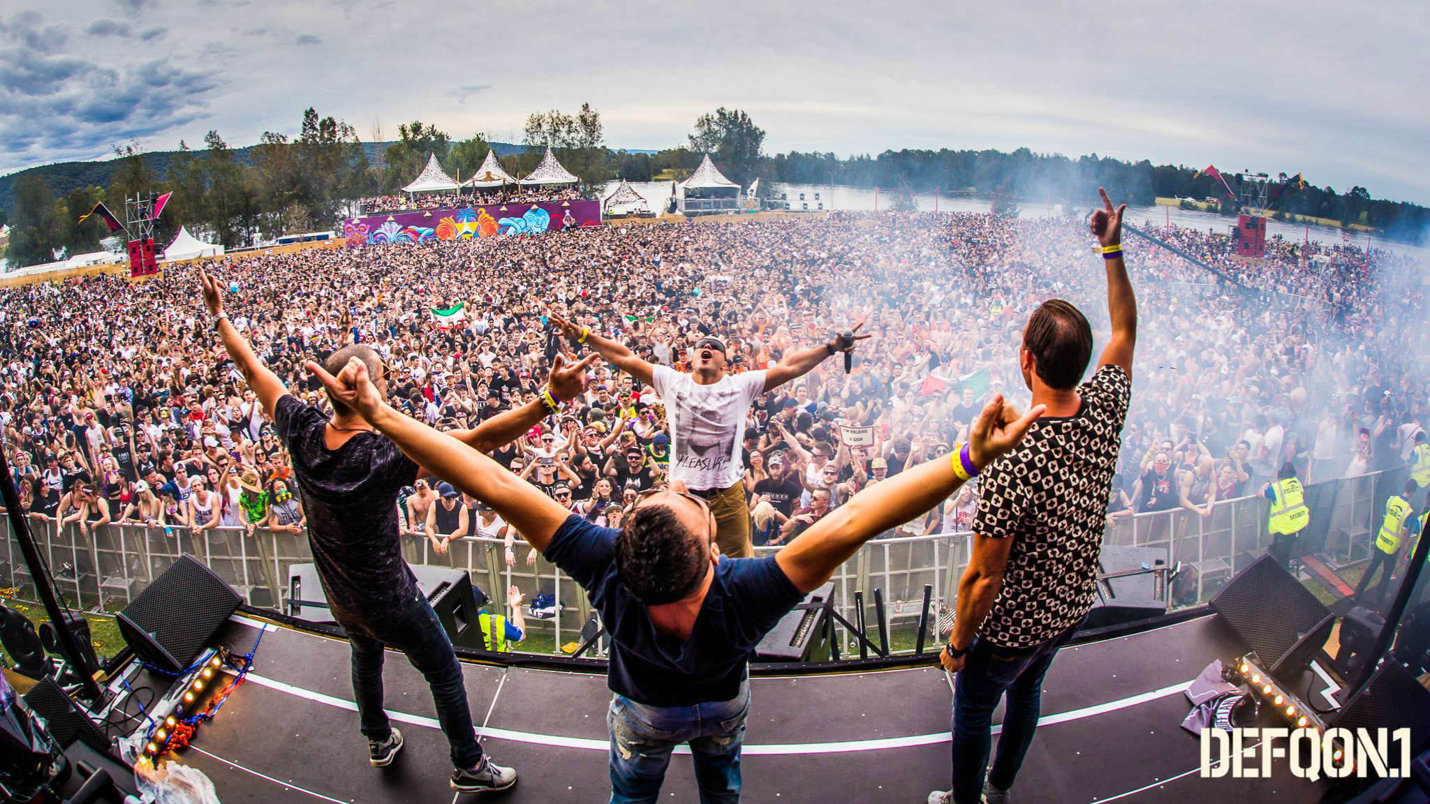 I Lost My Defqon 1 Virginity In Penrith & It Was Nothing
