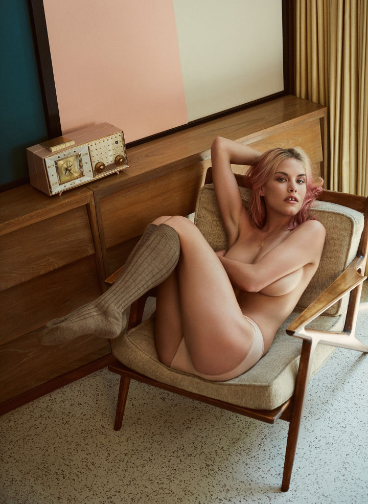 This Shoot Shows Why Ashley Smith Is Playboys Miss
