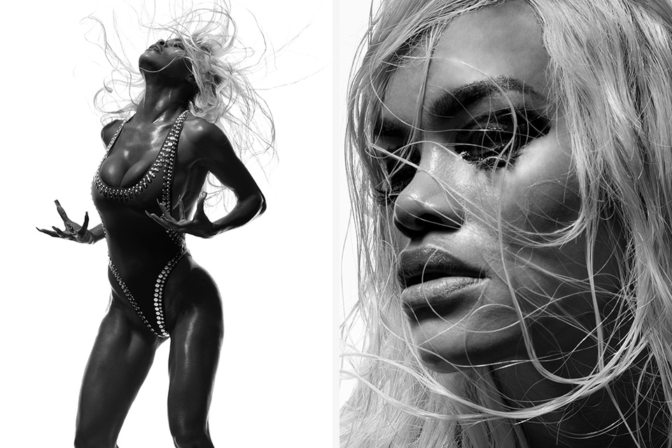 Teyana Taylor Strips Down For Paper Magazine Cover