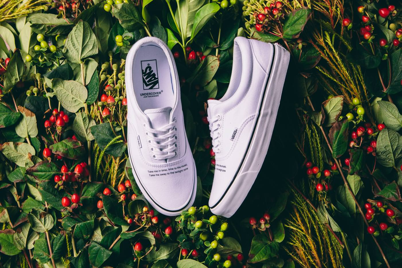 354cd285e4 VANS X Undercover  A Soft Take On Skate From The Premium Japanese ...