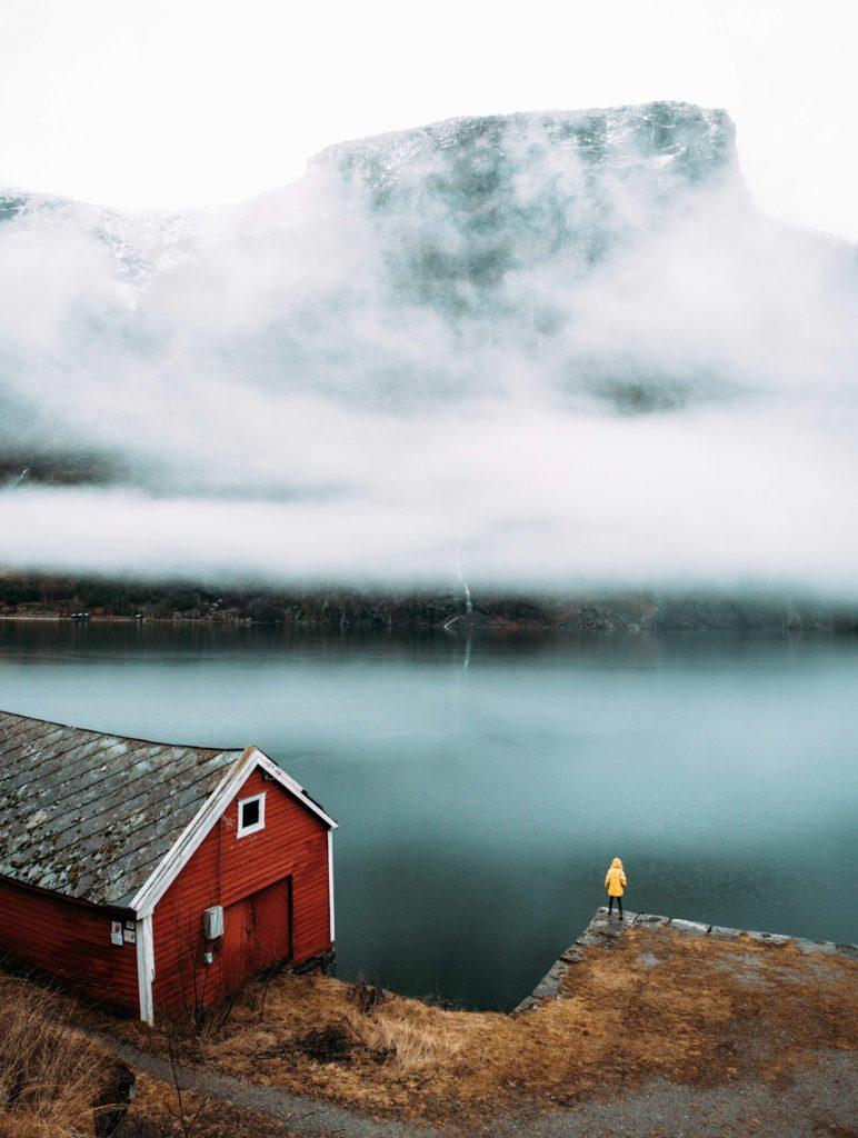 14. Norway moody house