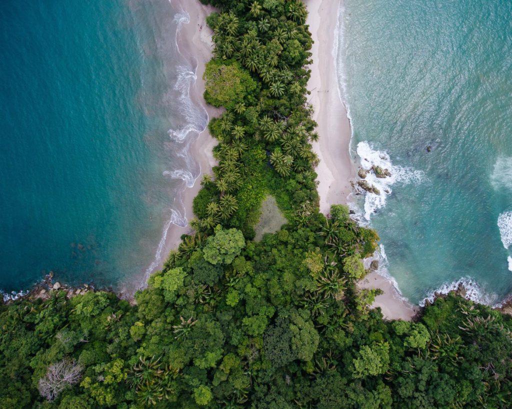 7. Costa Rica Drone photo