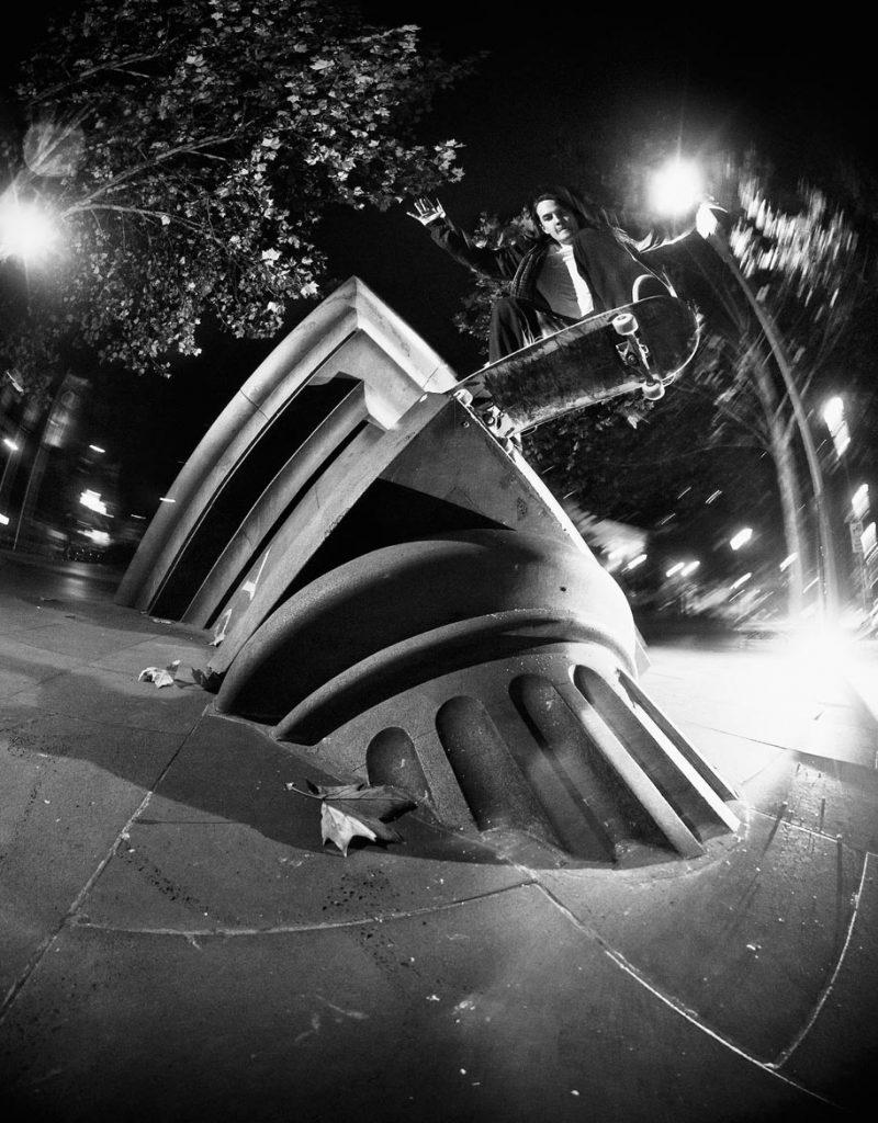 Callum Paul - Nose slide. Melbourne 2014