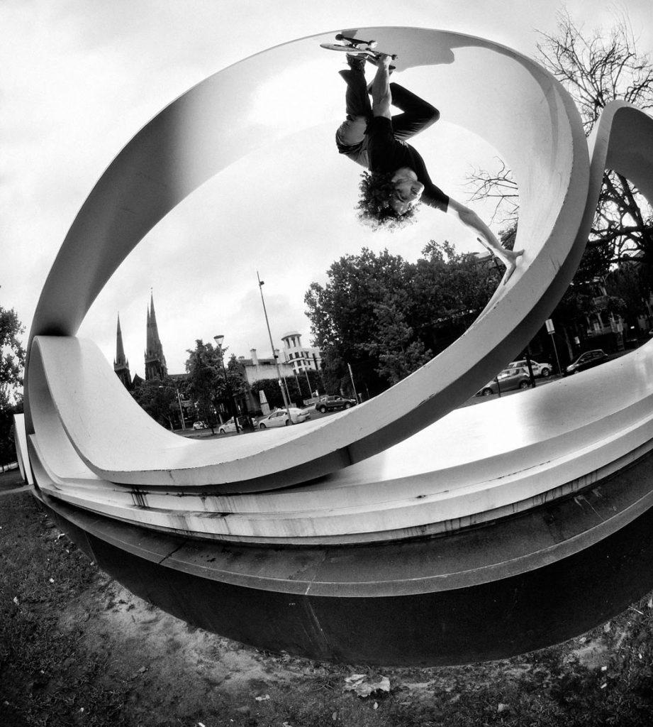 Corey Leso - Invert. Melbourne 2015