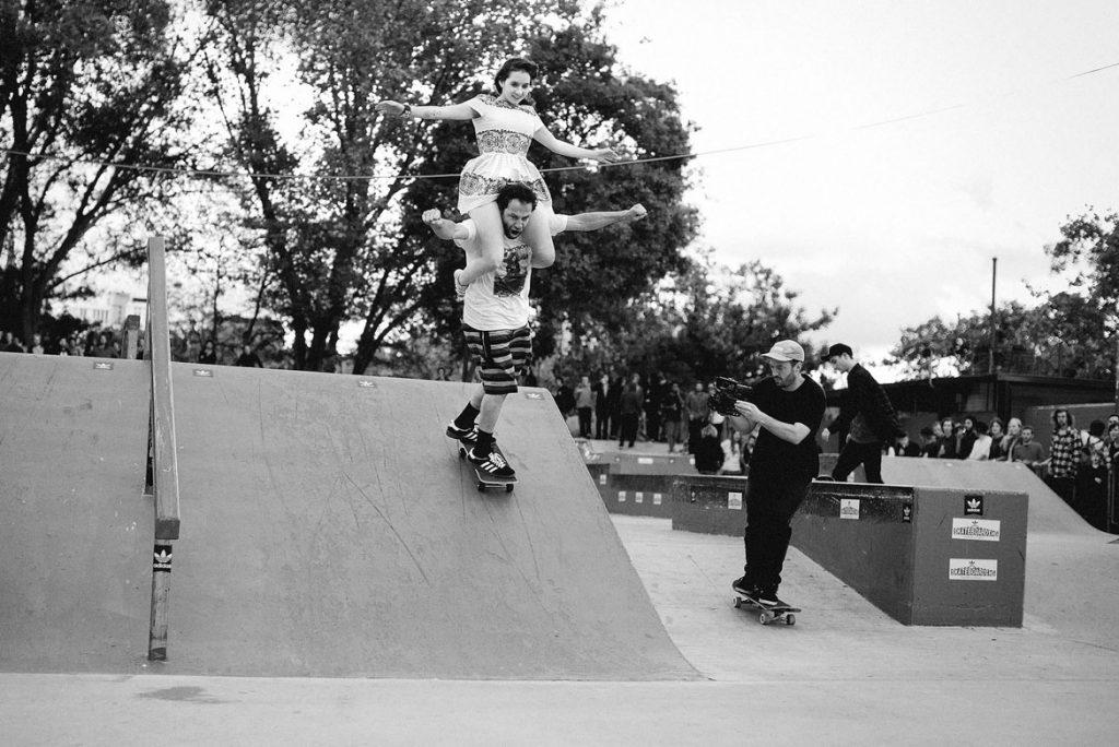 Gonz. Melbourne 2012
