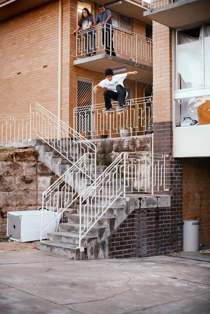 Jason Rainbird - Ollie. Perth 2014