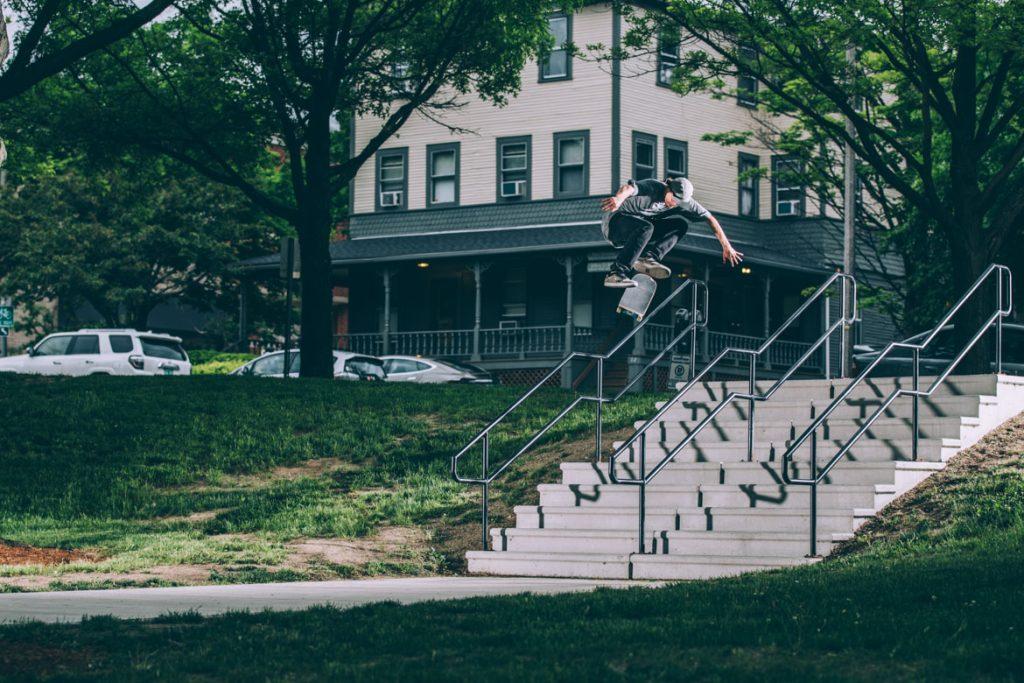 Collin Hale-Varial Heel Flip