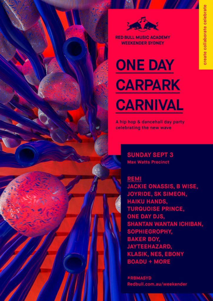 One Day Carpark Carnival