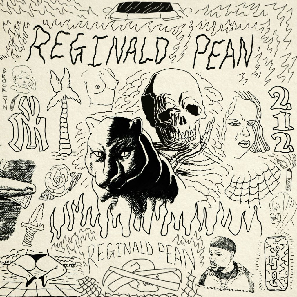 reginald pean insta