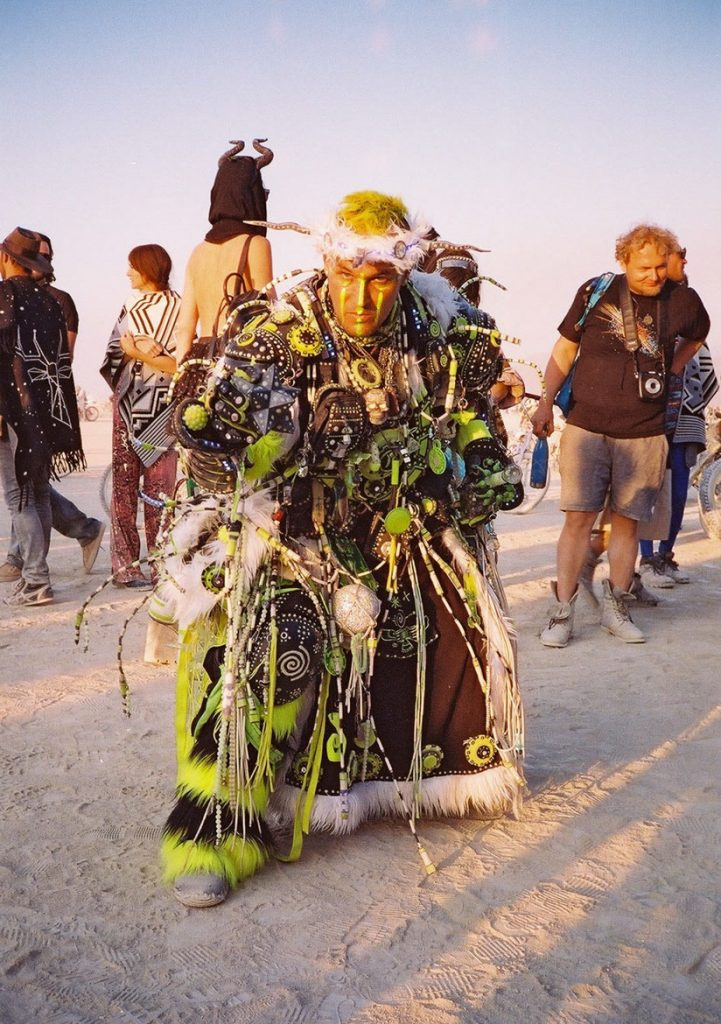 Burning Man Is Looking To Increase Its Capacity To 100,000 Punters  lifewithoutandy
