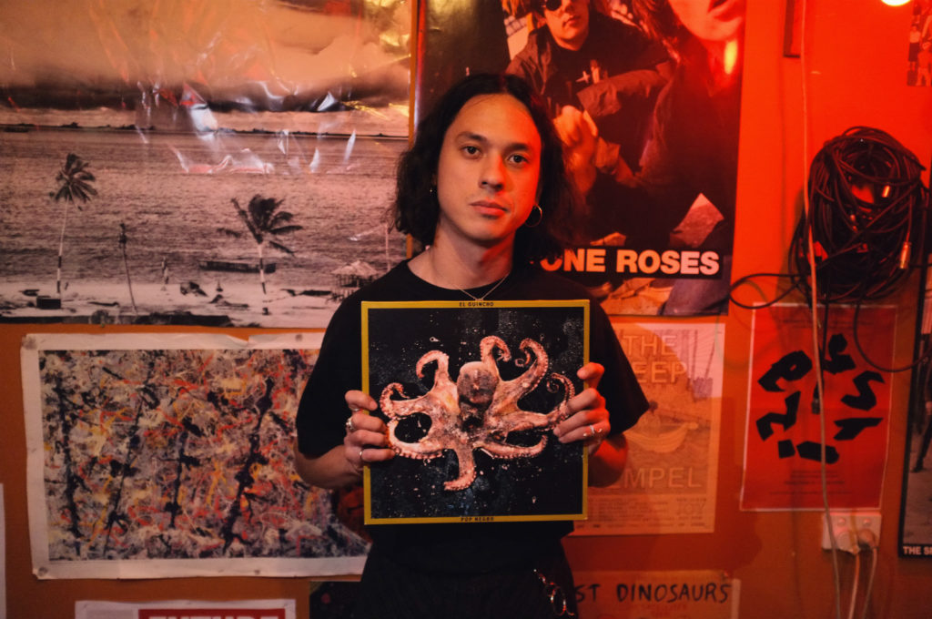 Last Dinosaurs Pick Their Favourite Vinyl - lifewithoutandy