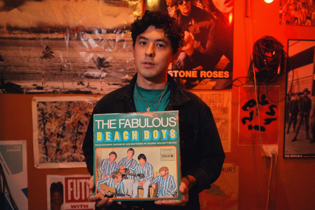 Last Dinosaurs Pick Their Favourite Vinyl Lifewithoutandy