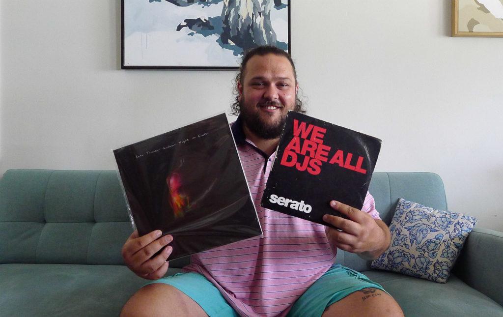 Joyride Picks His Favourite Vinyl Lifewithoutandy
