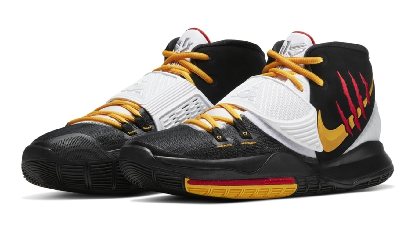 The 'Bruce Lee' Nike Kyrie 6 Has Hit The Internet In A ...